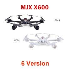 Original MJX X600 with C4005 Or C4008 Camera 6-Axis Gyro Headless Mode One Key Return WIFI FPV RC Quadcopter RTF