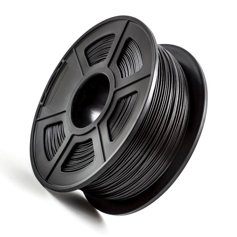 YOUSU нить пластик для 3D-принтера/ABS/PLA/ PETG/нейлон/дерево/углерод/1 кг 340 м Доставка из Москвы