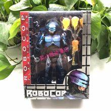 Robocopp – Figurine de film 1987 en PVC, 17cm, jeu de combat, arme à feu, jouet d'action