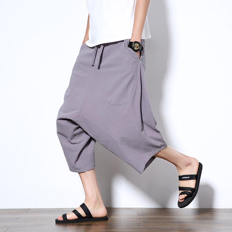 best top 10 men bloomers trousers list and get free shipping
