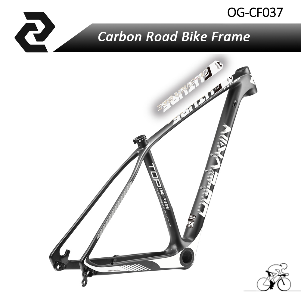 OG EVKIN New Bicycle Frame 29er MTB Carbon Mountain Bike Frame Glossy Matte UD BSA BB30 PF30 Quick Release 2017  factory high quality carbon montain bike 29er 27er mtb bike china bike frame bsa bb30 ud t800 carbon cycling