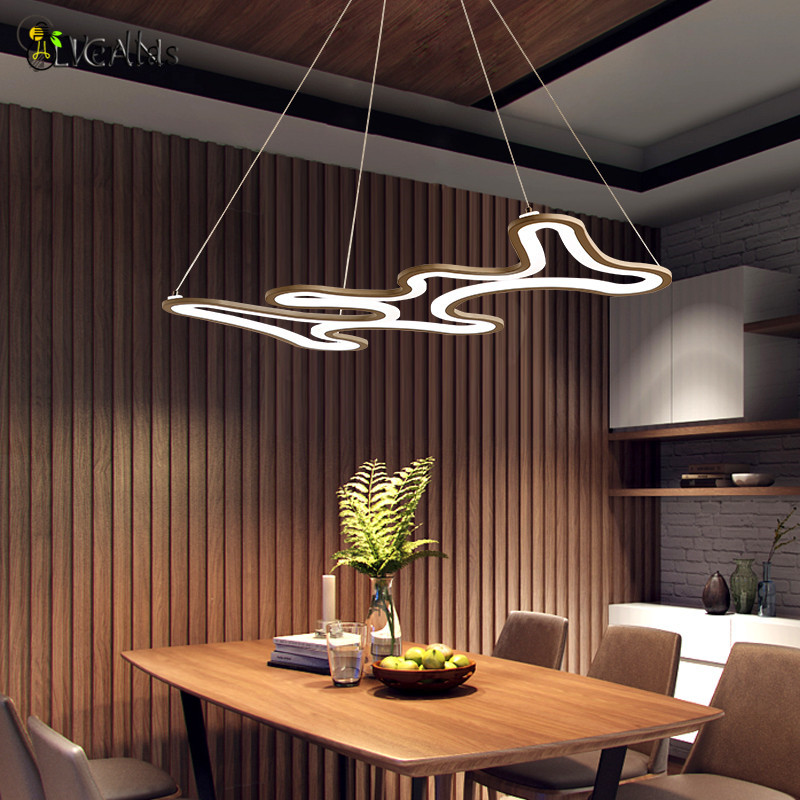 lamparas colgantes Lustre scandinavian Hanging Chandelier Lighting Modern Luminarie Living room Kitchen Chandelier Modern Lights