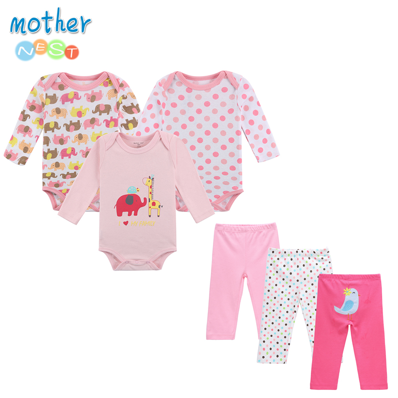 PCS Lot Mother Nest Baby Boy Clothes NewBorn Toddler Infant   Autumn Spring Baby