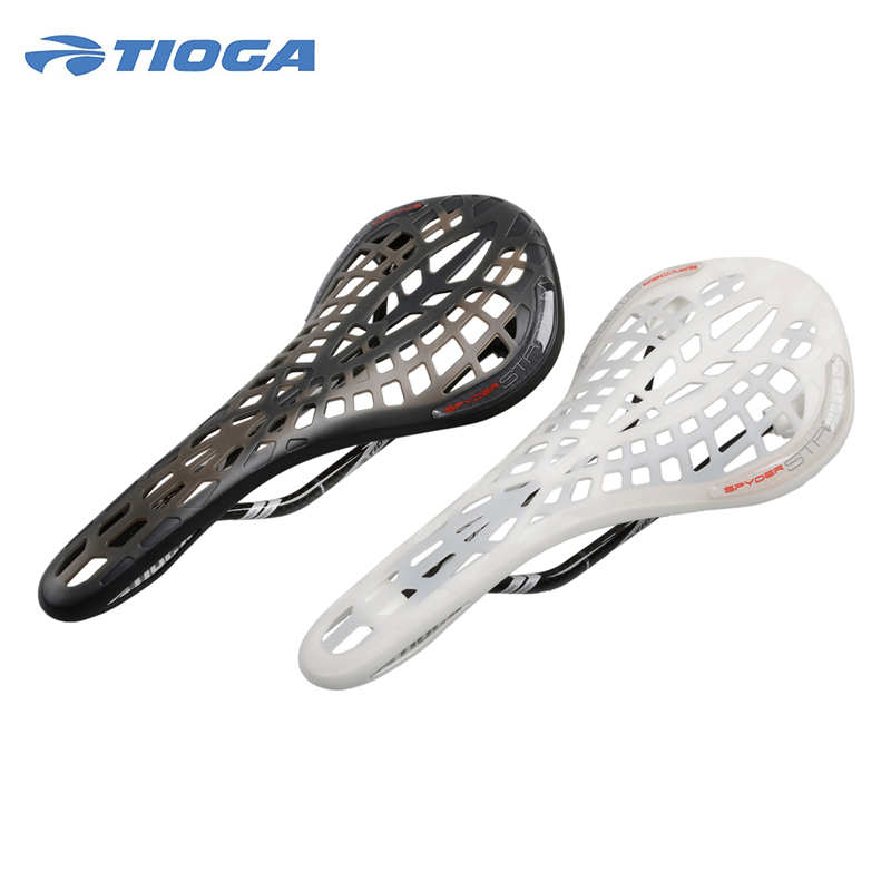 Tioga Bike Parts Cojines Good Quality Mountain Road Bike Mtb Bicycle Cycling Carbon Rail Saddle Seat Fixed Gear 120g 2 colors блузка t tahari блузка