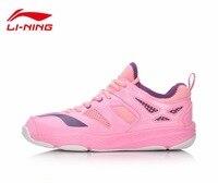 Li Ning Original Women Badminton Shoes Li Ning Anti Slippery Outdoor Sports Brand Sneakers Zapatillas Deportivas