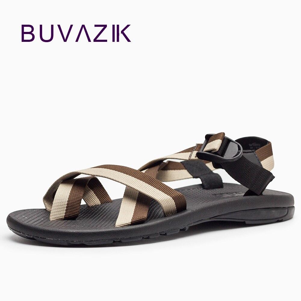 26dbf1ee97299 2018 Mode Vietnam Sandales Hommes En Plein Air Loisirs Chaussures Homme  Loisirs Tongs Haute Qualité Semelle En Caoutchouc Plage Pantoufles
