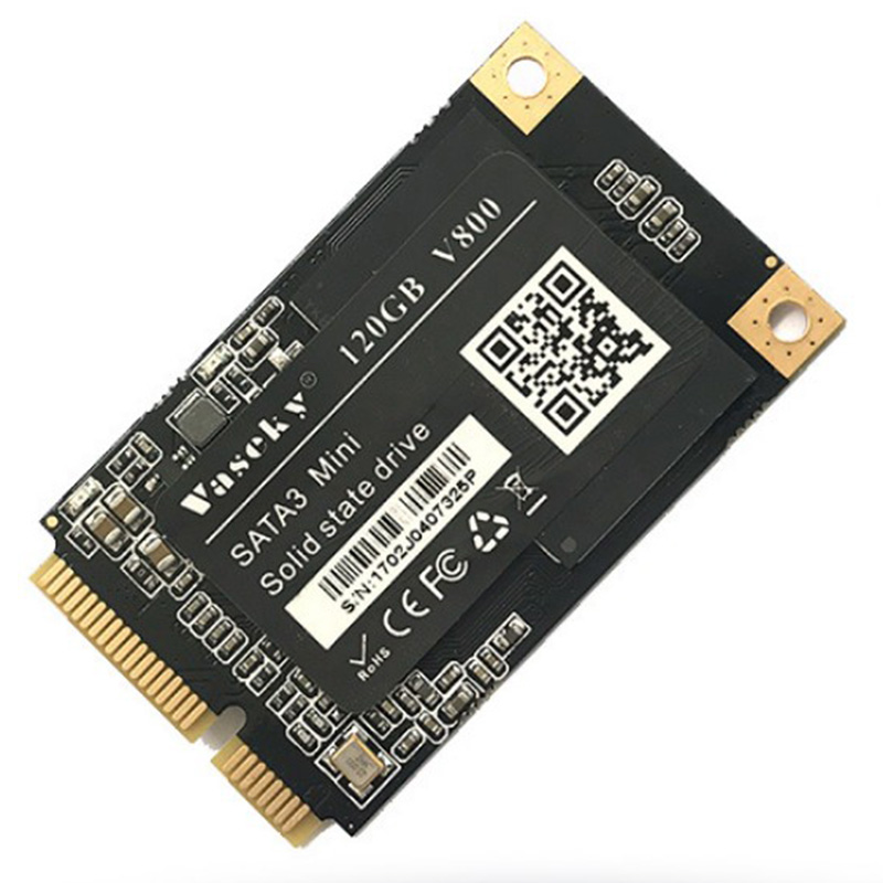 Vaseky Msata SSD 120GB 240GB 1.8 Inch Internal Solid State Drive Notebook Computer mSATA Hard Drive SSD For Laptop 3.5 mm