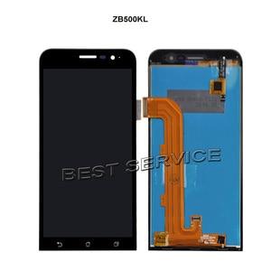 Image 3 - Asus Zenfone 5 行く zc500tg zb500kl zc451tg zb500kg zb452kg zb551kl zb552kl Lcd スクリーンディスプレイタッチデジタイザーアセンブリ