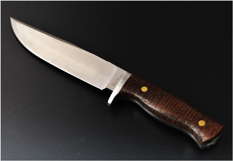 Купить LW (в) маленький Бойд python D2 стали прямой нож чистый ручной высекает картины или конструкции на изделия из дерева кожаные ножны Для выживания дешево