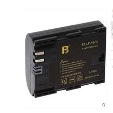 LP-E6N LP-E6 Li-ion LP-E6v digital batteries LPE6 For Canon EOS 5D Mark II III 7D 60D 6D 5D4 80D 5DS 7D2 5DR Camera Battery pack