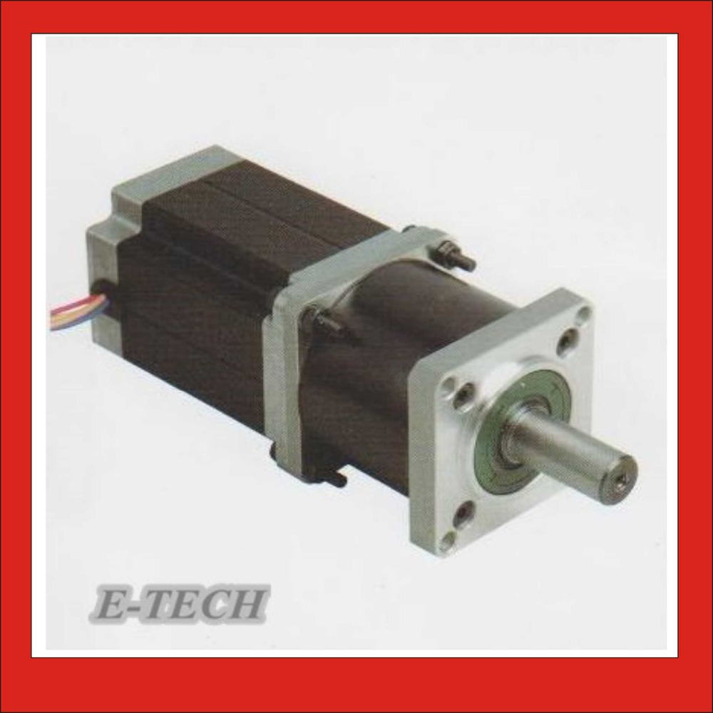 4:1 5:1 10:1 NEMA 23 Planetary Gearbox Stepper Motor 76mm Motor Body Nema23 Geared Stepper Motor Holding Torque180N.cm 2pcs lot high torque planetary gearbox is a no 17 stepping motor 788 oz in 15 1 20 1 25 1 with a 34 mm motor body length