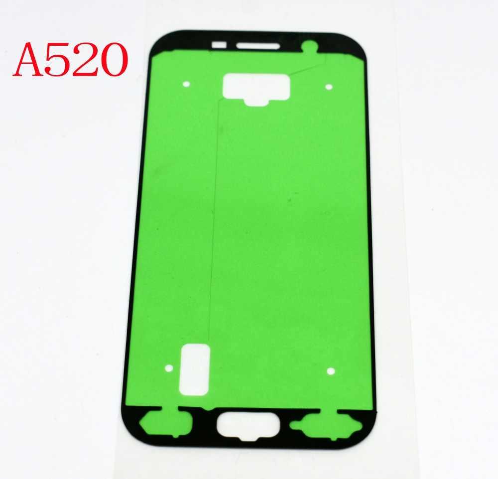 Orijinal lcd Ön Çerçeve çerçeve Yapıştırıcı Sticker Tutkal Için Samsung Galaxy A3 2017 A320 A5 2017 A520 A720