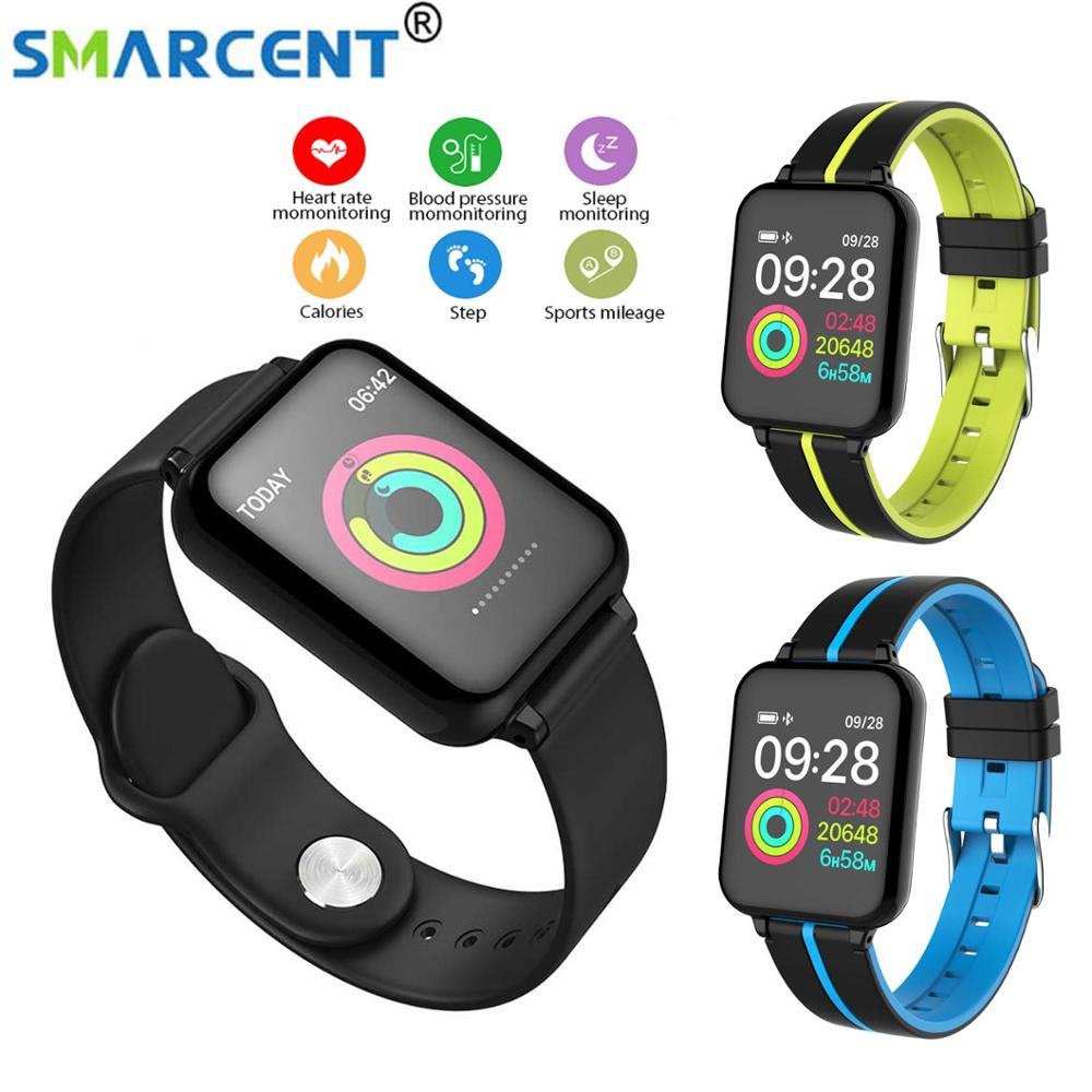 2019 Men Women B57 smartwatch Heart Rate Monitor Blood Pressure for Huawei  xiaomi phone Smart Watch Bracelet B57  waterproof2019 Men Women B57 smartwatch Heart Rate Monitor Blood Pressure for Huawei  xiaomi phone Smart Watch Bracelet B57  waterproof