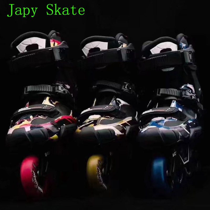 JAPY Skates 100% Original SEBA Igor2 Adult Inline Skates Roller Skating Shoes Slalom Sliding FSK Patines Adulto 2017 Newest SEBA