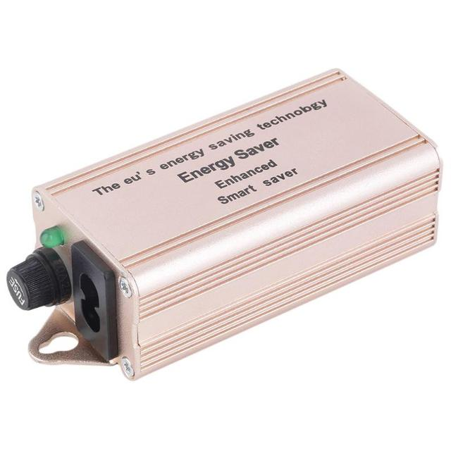 Household Intelligent Enhanced Energy Saver Box , Smart Electricity ...
