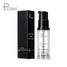 Pudaier, натуральная основа, невидимые поры, продлевающая макияж, основа для кожи лица, контроль жирности, корейская косметика, макияж