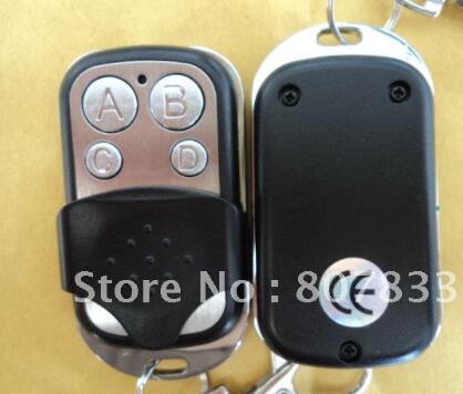 PUJOL P215 4channel 4332MHZ garage door remote control 100% compatiblePUJOL P215 4channel 4332MHZ garage door remote control 100% compatible