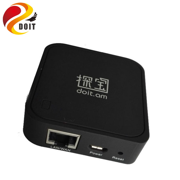 DOIT WiFi Prober for MAC Address Channel wifi Signal Strength Having Many Application Traffic statics Location attend ...
