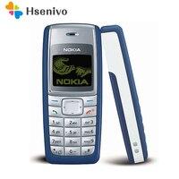1110 Оригинальный Мобильный телефон Nokia 1110 1110i мобильный телефон разблокирован дешевый старый мобильный классический телефон гарантия 1 год В...