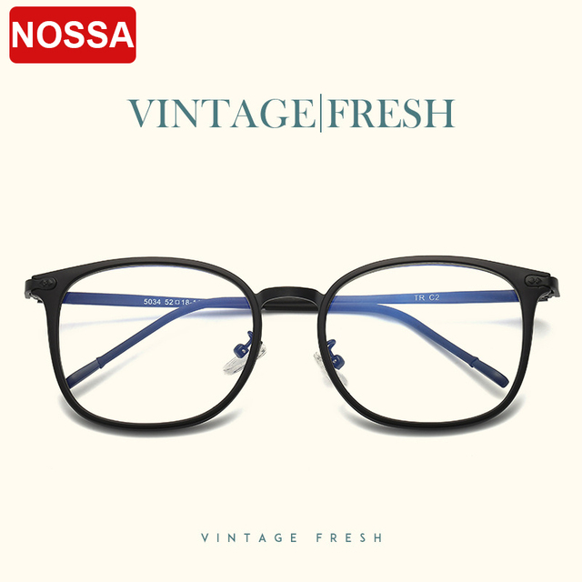 4ebb9056359 Ultralight TR90 Optical Glasses Frames Classic Men Women Eyewear Frame  Vintage Elegant Spectacles Students Prescription Eyeglass