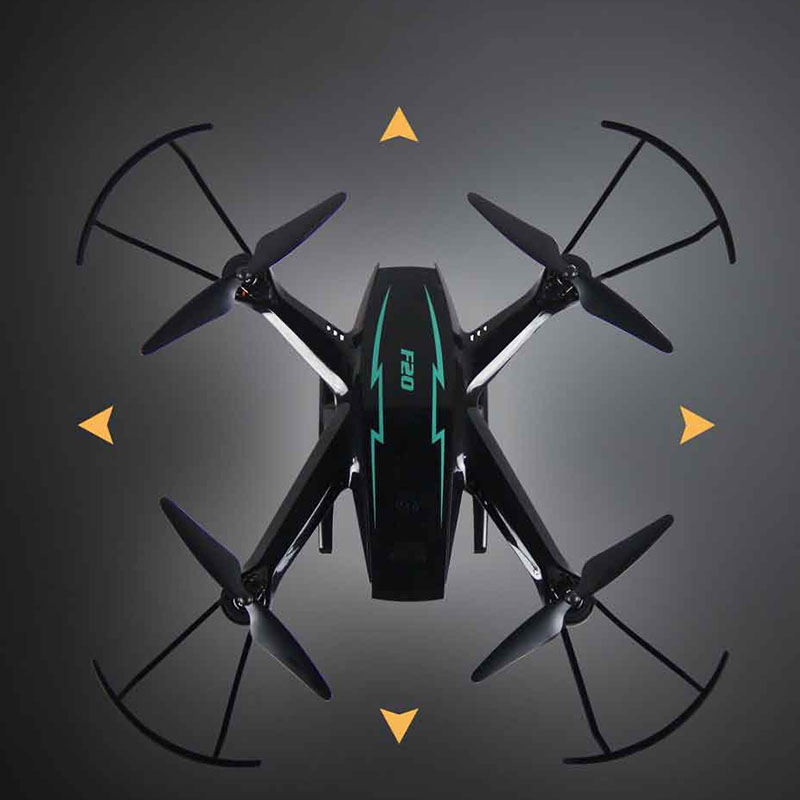 Mini Quadcopter Headless font b Drone b font Remote Control Fixed Height Flying Outdoor Toy font