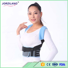 Women Adjustable Back Support Belt Therapy Posture Corrector Brace Support Posture Shoulder Corrector for Health Care JZL-060