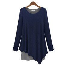 Spring Autumn Pregnant Clothing Maternity Dresses Casual Faux Two Piece Knitted Basic Shirt Twinset Clothes For Pregnant Women