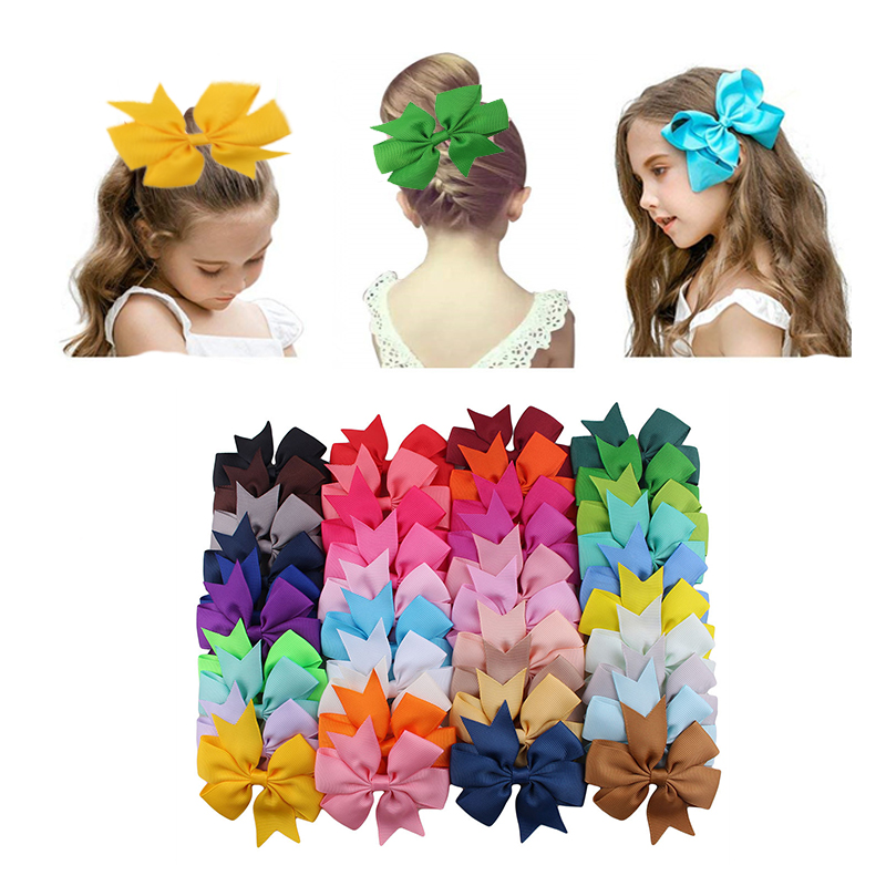 Ropes Hairpin-Clips Scrunchies Hair-Accessories Ponytail-Holder Girl Kids No Knot 2pcs/Set