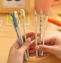1 Pcs Aihao 0.5mm Korean Cute Gel Ink Pen Japanese Kawaii School Office Supplies Stationery For Kids Children Student Gift