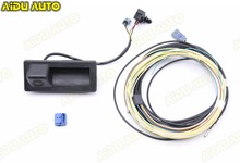 Trunk Handle REAR VIEW CAMERA Low Camera KIT FOR VW MQB TIGUAN MK2 цена