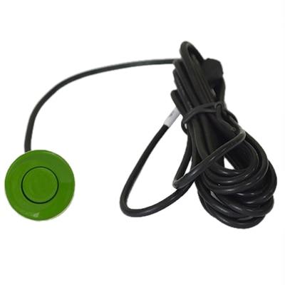 1Set Car LED Parking Sensor Kit Display 4 Sensors for all cars Reverse Assistance Backup Radar Monitor System IND green