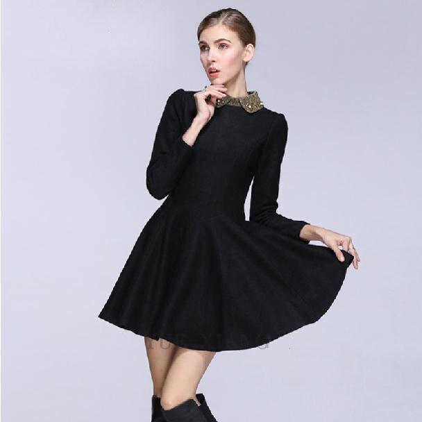 Vestido de la preto