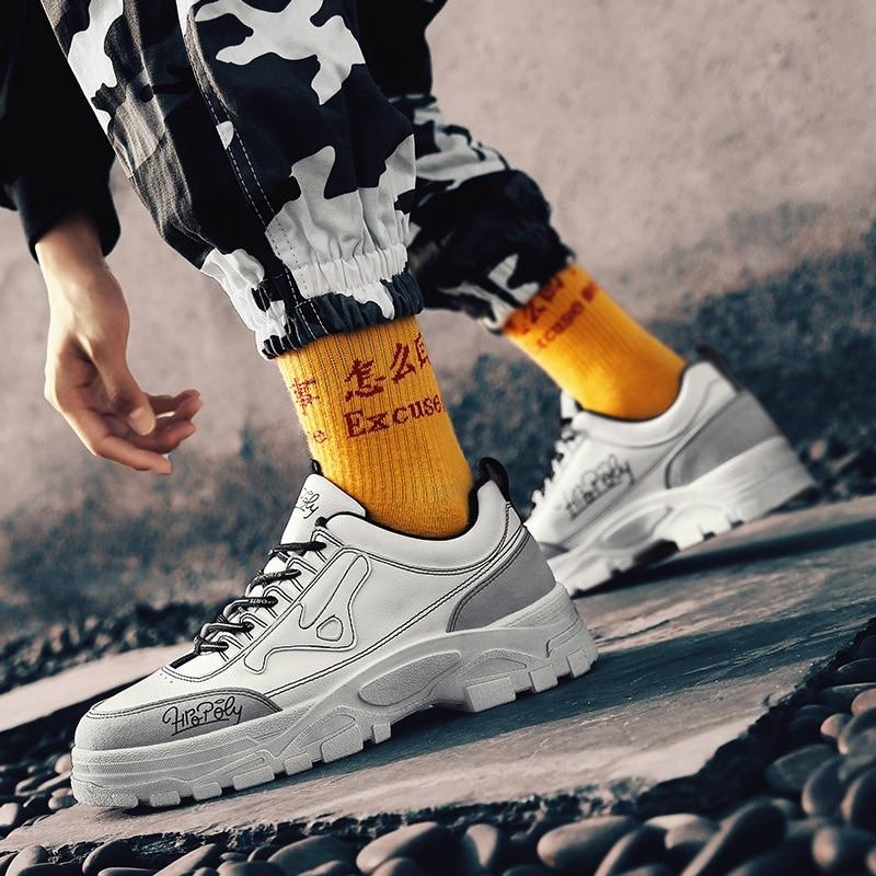 Noir Top Sport Sneakers Low Nouveau Été Respirant Vente Chaussures Up 2019 De Hommes Lace blanc gHBqw