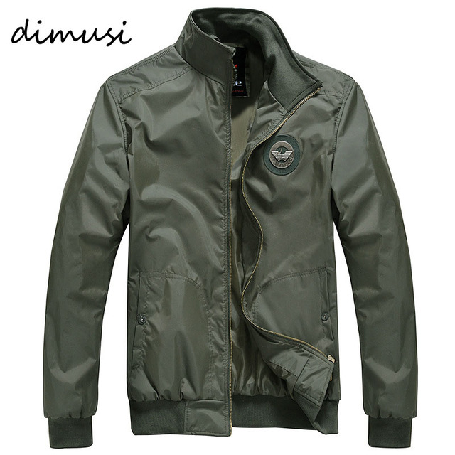 2016 DIMUSI Air Force MA1 Bomber Jacket Men USAF tactical Male jacket Windbreaker Army Mens Nasa Casual Jacket Plus Size PA063