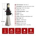led bulb H13 LED Headlight Headlamp 72W 8000LM Super Conversion Car Kit H7 H8/H9/H11 9005 9006 H1 H3 H4 LED Headlight lamp kit