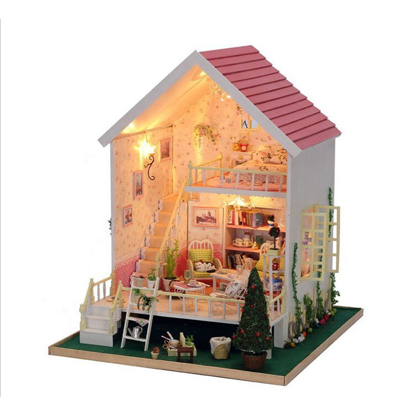 Toys dollhouse picture more detailed picture about for House pictures for kids