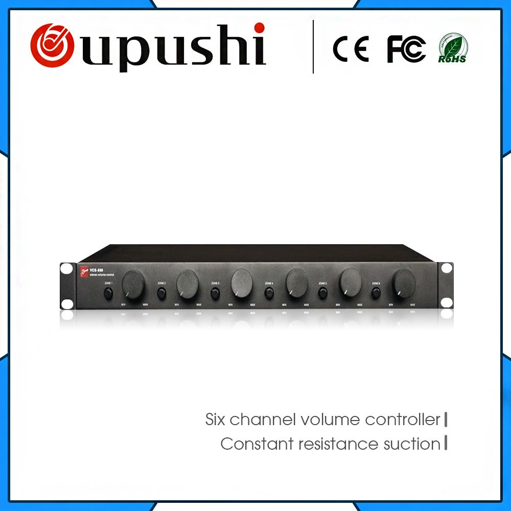 US $285 0 5% OFF|Impedance matching 6 Zone Stereo Speaker Selector Switch  With Impedance Protection-in Amplifier from Consumer Electronics on