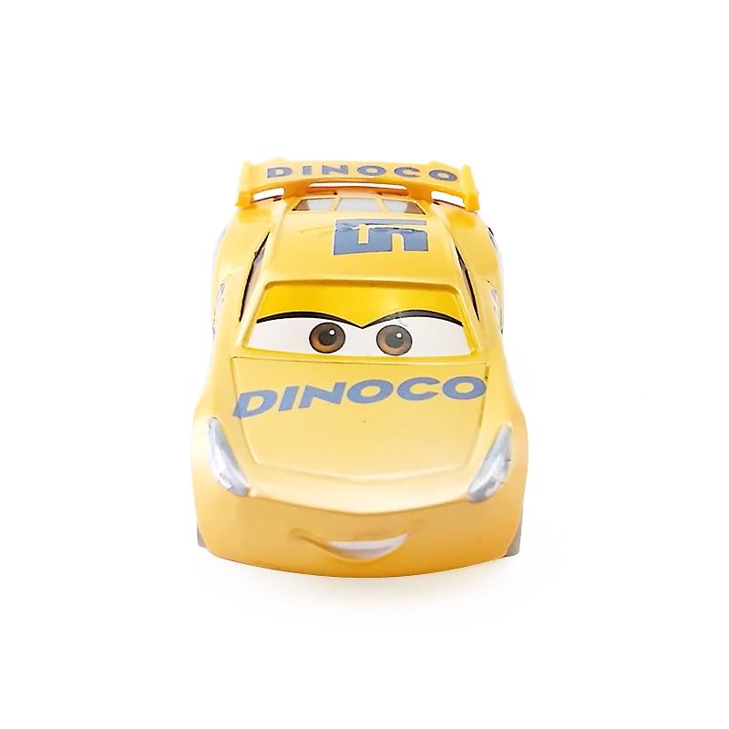 Disney Pixar Cars 3 FIREBALL BEACH RACERS DINOCO CRUZ RAMIREZ NEW