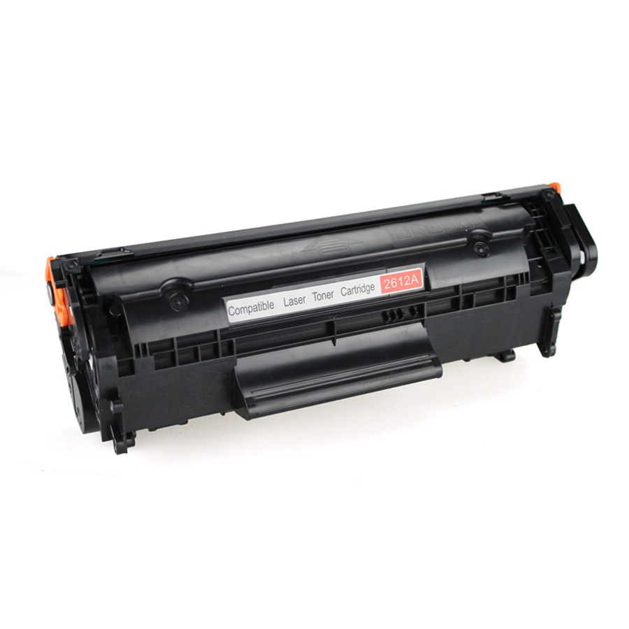 Compatible toner cartridge Q2612A 2612A 12a 2612 for HP LJ <font><b>1010</b></font> <font><b>1012</b></font> <font><b>1015</b></font> <font><b>1018</b></font> <font><b>1020</b></font> <font><b>1022</b></font> 3010 3015 3020 3030 3050 M1005 series image