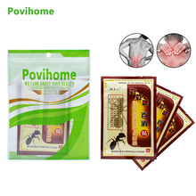 64Pcs Health Care Rheumatic Arthritis Joint Pain Relief Patch Chinese Herbal Medical Plaster Body Pain Killer Sticker C510