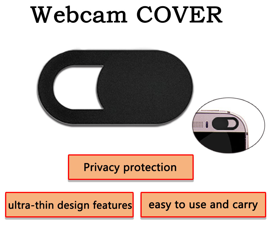 Orsda network can cover laptop camera cam shutter network cover mobile phone computer shutter magnet sliding plastic cover