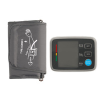 New Digital LCD Fully Automatic Upper Arm Style Blood Pressure Monitor Drop Shipping Wholesale