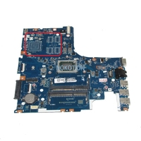 NOKOTION AAWZA ZB LA C285P laptop motherboard For lenovo ideapad 500 15ACZ A10 CPU Mainboard WORKS