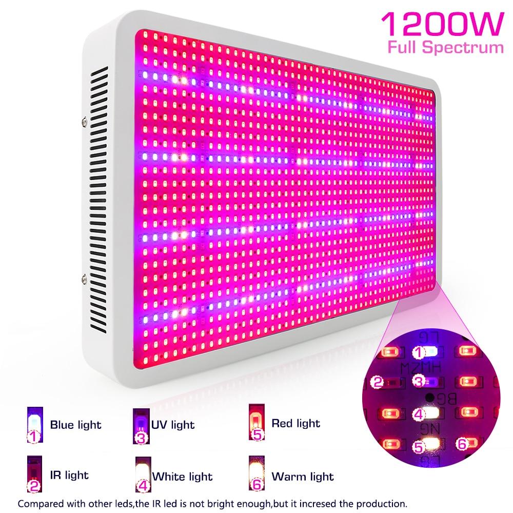 Повний спектр 1200 Вт Світлодіодний - Професійне освітлення - фото 3