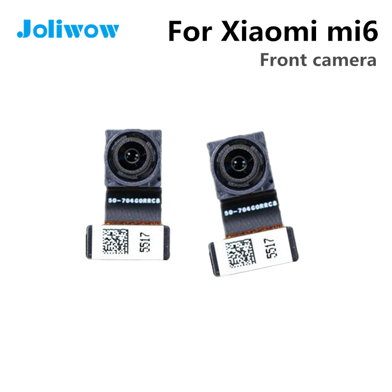 Small Camera Module For Xiaomi Mi6 M6 MI 6 front Camera Facing Front Small Camera Flex Cable Replacement Part