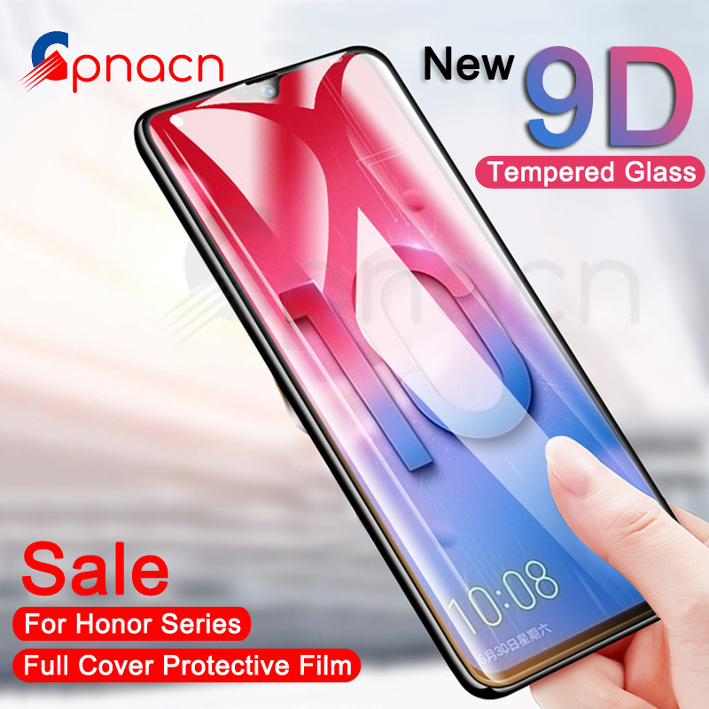 9D Full Cover Tempered Glass on the For Huawei Honor 10 9 8 Lite Honor V10 V20 V9 Play Screen Protector Protective Glass Film9D Full Cover Tempered Glass on the For Huawei Honor 10 9 8 Lite Honor V10 V20 V9 Play Screen Protector Protective Glass Film