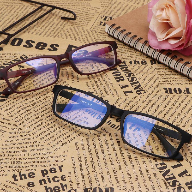 Classic Full Frame TR90 Student Myopia Glasses Fashion Eyewear Eyeglasses -1.0-1.25-1.5-1.75-2.0-2.25-2.5-2.75-3.0-3.25-3.5-4.0