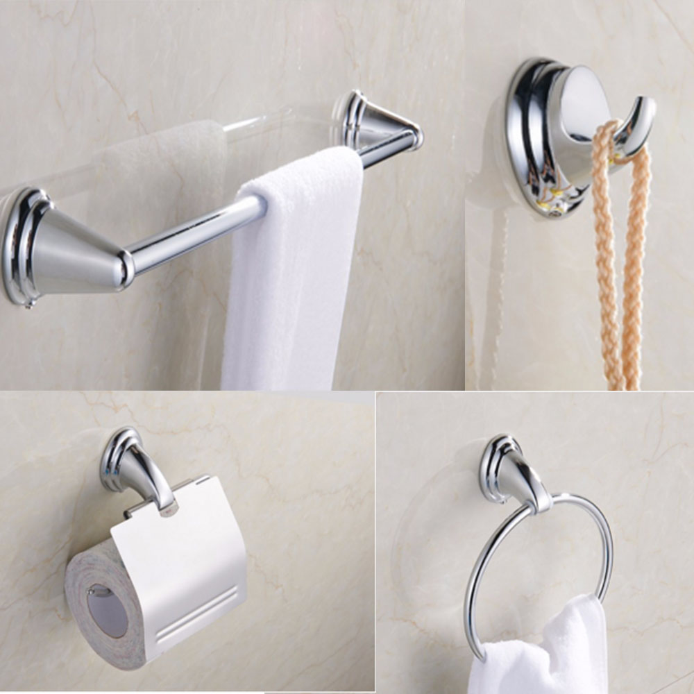 Big Deal Cavoli Zinc Alloy Bathroom Accessories Set Bath Hardware ...