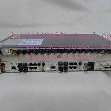 Hua wei GPON OLT MA5608T с 2* MCUD+ 1* MPWD+ 1*16 портами GPFD C