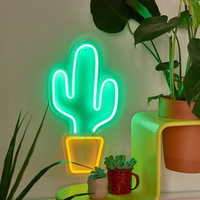 USB Neon Sign 13 to 18inch LED Neon Sign Home Decoration Decoration For Home 5V USB with Switch D25